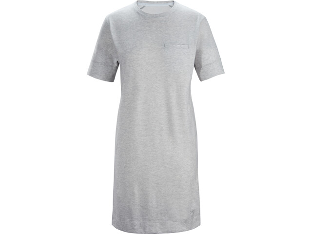 Arc'teryx Cela Robe Femme, light grey heather